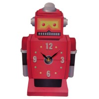 RELOJ ROBOT