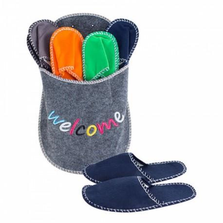 Zapatillas Invitados