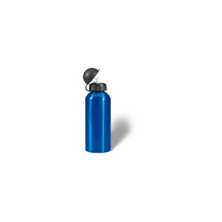 Botella Aluminio Azul