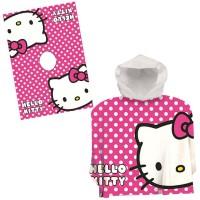 Toalla Infantil Hello Kitty