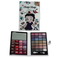 Maquillaje Betty Boop