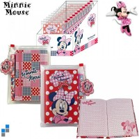 CUADERNO MINNIE