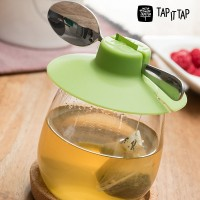 TAPA SILICONA INFUSIONES TAP IT TAP