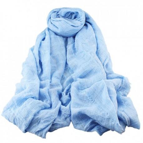 Pañuelo Azul Cielo