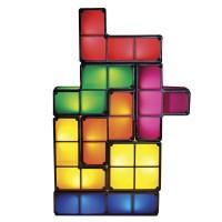 Lámpara Mesa Tetris