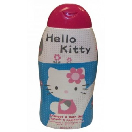 GEL HELLO KITTY 300ML