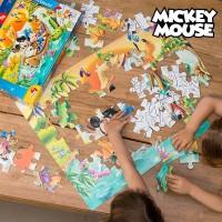 Puzle Doble Mickey