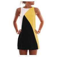 Vestido Verano Amarillo