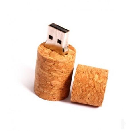 Pendrive USB Corcho