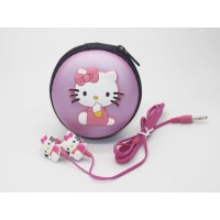 Auriculares Caja Hello Kitty
