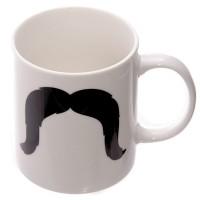 Taza Moustache