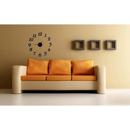 "Reloj Pared ""Hazlo Tu"""