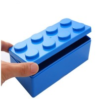 Caja Lego Azul