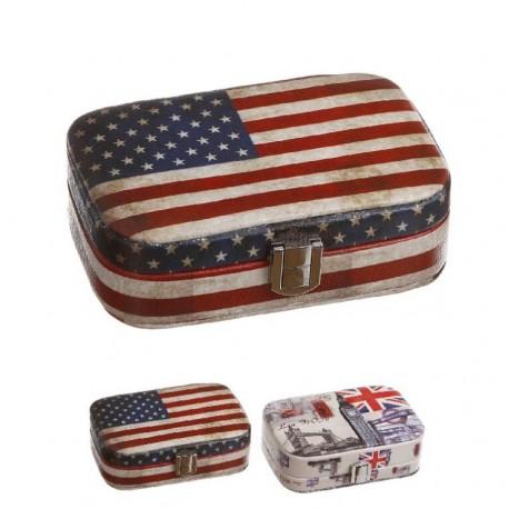 Joyero Bandera EEUU