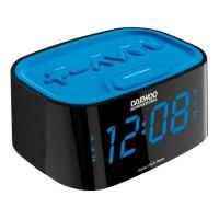 Reloj Despertador Azul