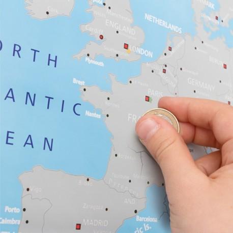 Mapa Europa Rascar
