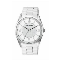 Reloj Blanco Radiant