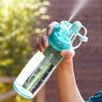 Botella Agua Spray
