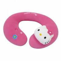 Almohada Cervical Hello Kitty