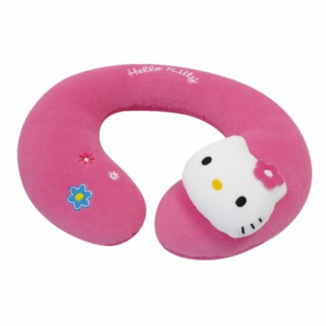 Almohada Cervical Hello Kitty