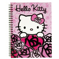 CUADERNO HELLO HITTY