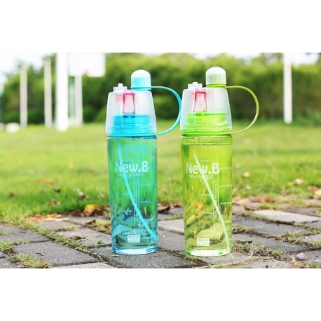 BOTELLA AGUA - BPA FREE SPRAY