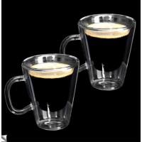 TAZA CAFE - DOBLE CRISTAL