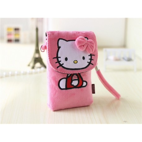 "BOLSO MINI - ""HELLO KITTY"""