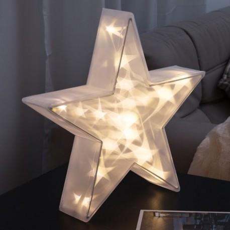 Estrella Decoración Led