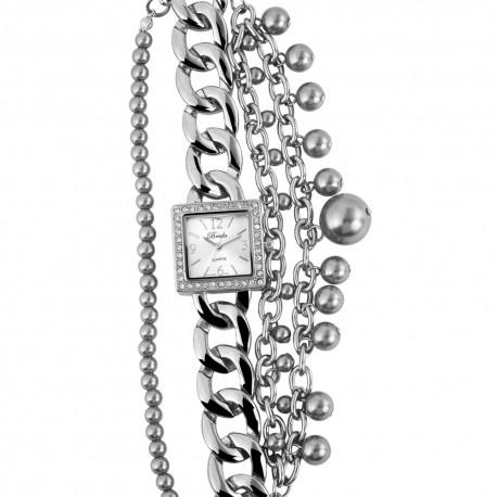 Reloj Pulsera Silver