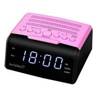 Reloj Despertador Fresa