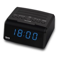 Reloj Despertador Black