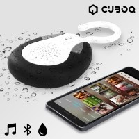 Altavoz Bluetooth Ducha Blanco