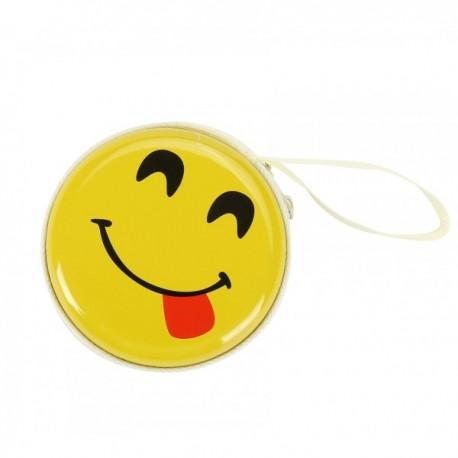 Caja Auriculares Emoticono
