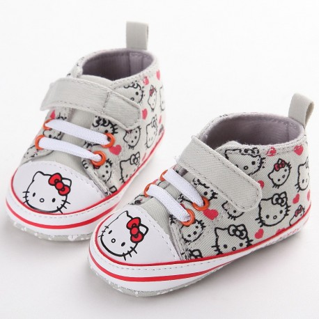 Zapatillas Baby Hello Kitty