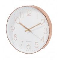 Reloj Pared Cobre