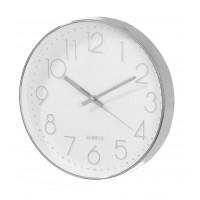 Reloj Pared Plata