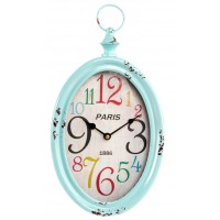 Reloj Pared Blue