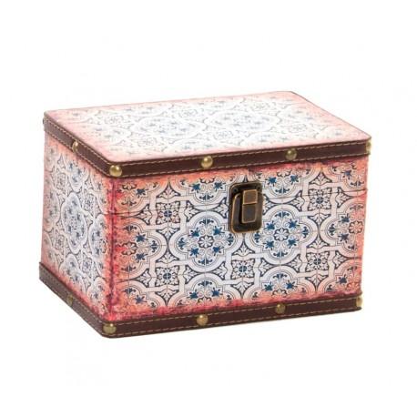 Caja Almacenaje Mosaico 1