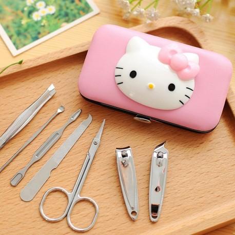 Set Manicura Hello Kitty