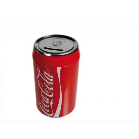Hucha Coca-Cola
