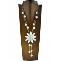 Collar Flor Oro