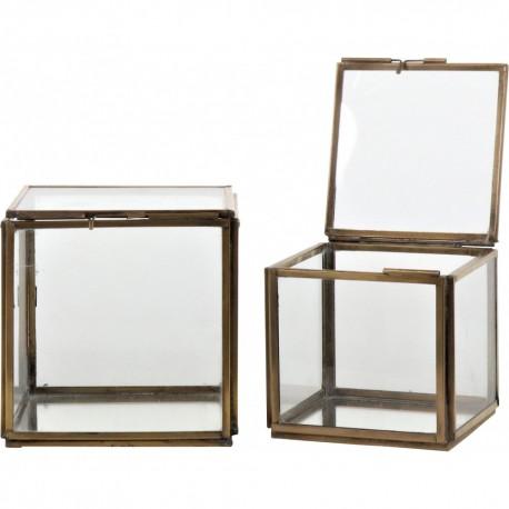 Caja Cristal L