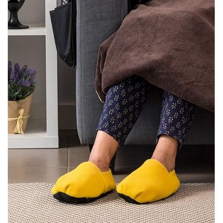 Zapatillas Microondas Ocre