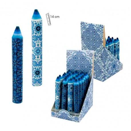 Goma Borrar Azul