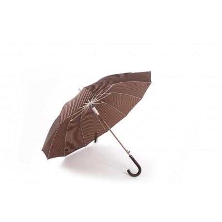 Paraguas Ejecutivo Marrón