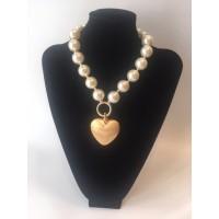Collar Corazón Oro