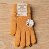 Guantes B Ocre
